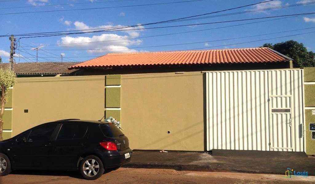Casa em Ibiporã, bairro Rosa de Ouro
