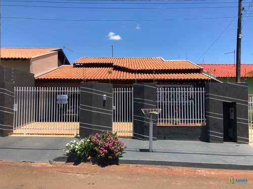 Casa, código 415 em Ibiporã, bairro Jardim Cinquentenário