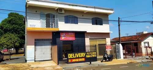 Salão, código 424 em Ibiporã, bairro Vila Martins