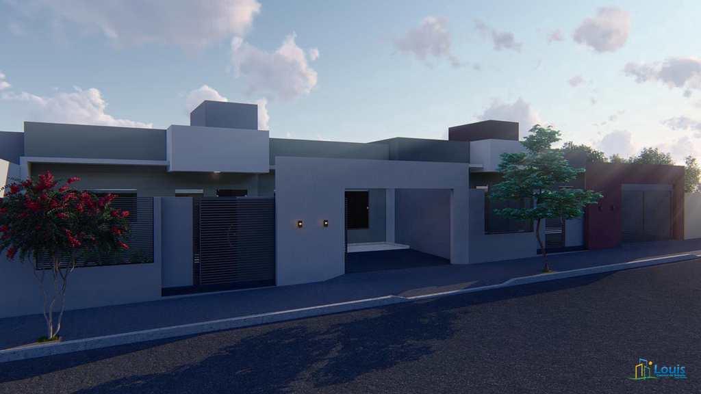 Casa em Ibiporã, no bairro Res Guandalini Ermano