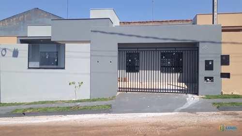 Casa, código 439 em Ibiporã, bairro Res Guandalini Ermano