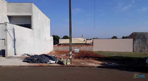 Terreno, código 440 em Ibiporã, bairro Conjunto São Francisco