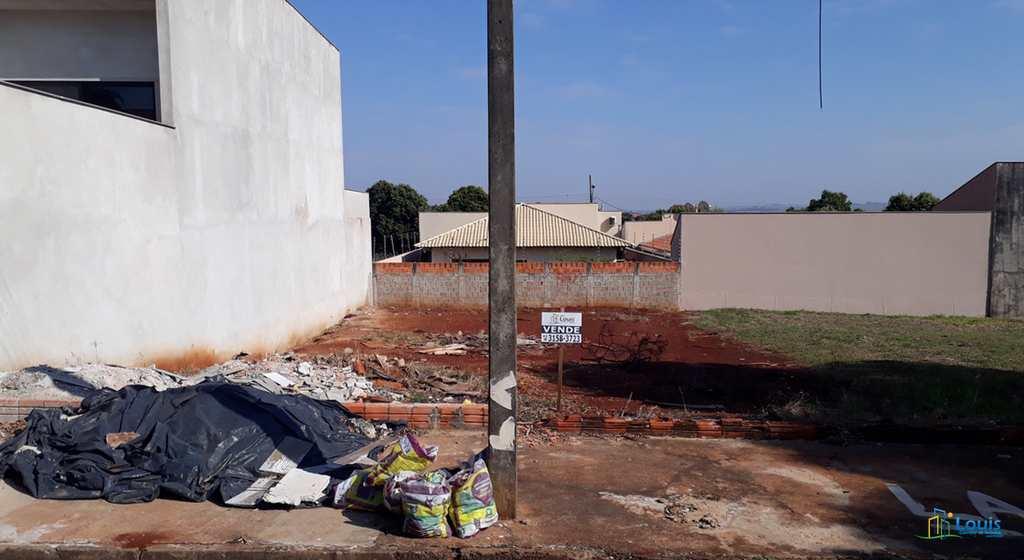 Terreno em Ibiporã, no bairro Conjunto São Francisco