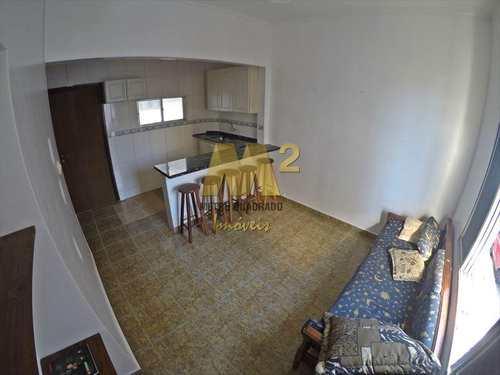 Apartamento, código 2127 em Praia Grande, bairro Ocian