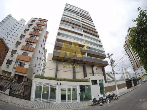 Apartamento, código 2118 em Praia Grande, bairro Guilhermina