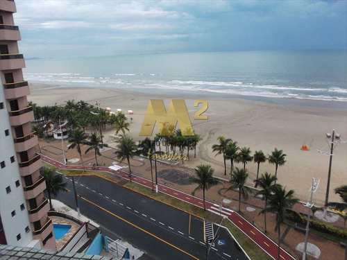 Apartamento, código 2091 em Praia Grande, bairro Mirim