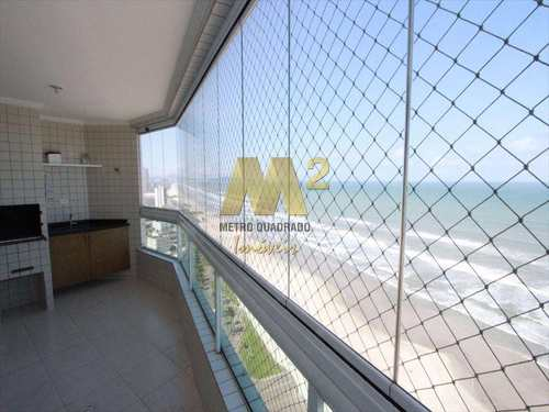 Apartamento, código 2077 em Praia Grande, bairro Maracanã