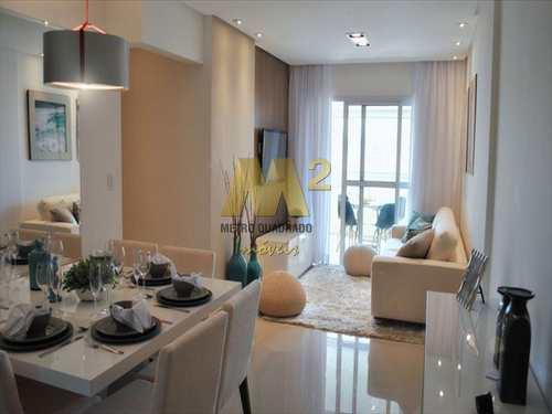 Apartamento, código 2057 em Praia Grande, bairro Canto do Forte