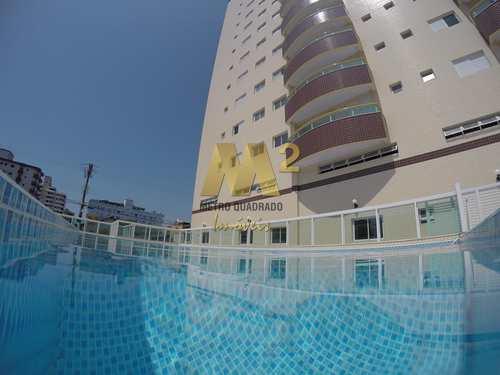 Apartamento, código 1990 em Praia Grande, bairro Caiçara