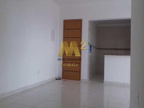 Apartamento, código 1832 em Praia Grande, bairro Guilhermina