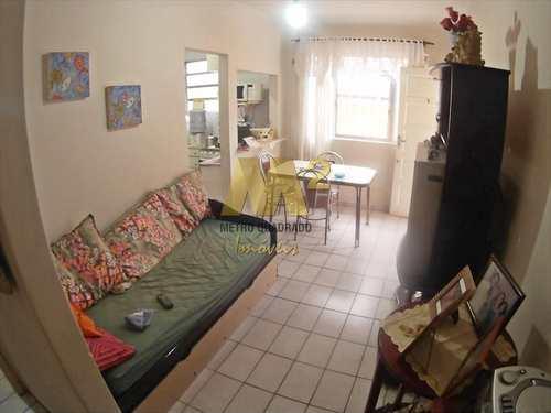 Apartamento, código 1641 em Praia Grande, bairro Guilhermina