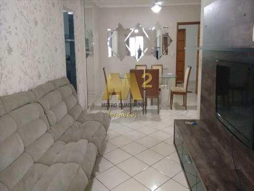 Apartamento, código 1489 em Praia Grande, bairro Guilhermina