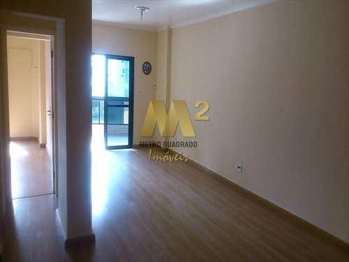 Apartamento, código 1403 em Praia Grande, bairro Guilhermina