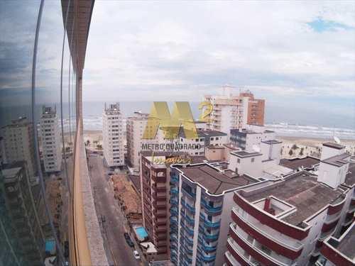 Apartamento, código 1254 em Praia Grande, bairro Ocian