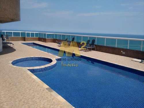 Apartamento, código 1216 em Praia Grande, bairro Guilhermina
