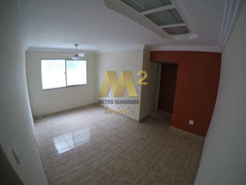 Apartamento, código 2242 em Praia Grande, bairro Guilhermina