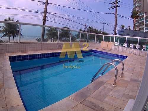 Apartamento, código 2308 em Praia Grande, bairro Caiçara