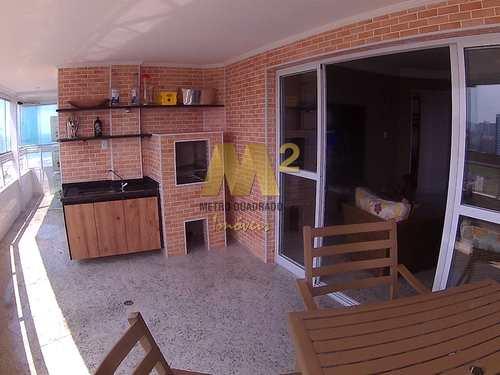 Apartamento, código 2357 em Praia Grande, bairro Aviação