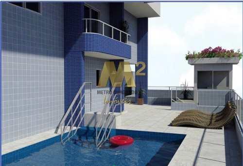 Apartamento, código 2398 em Praia Grande, bairro Ocian