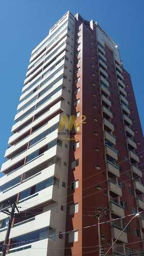 Apartamento, código 2464 em Praia Grande, bairro Guilhermina