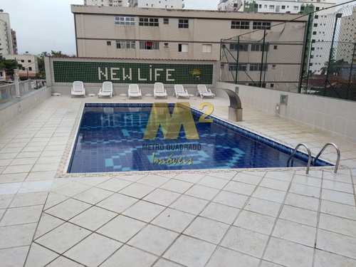 Apartamento, código 2509 em Praia Grande, bairro Aviação