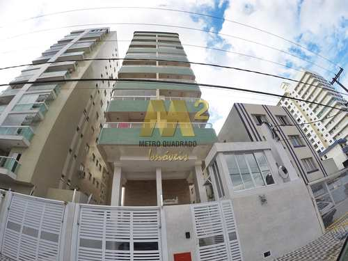 Apartamento, código 2510 em Praia Grande, bairro Boqueirão