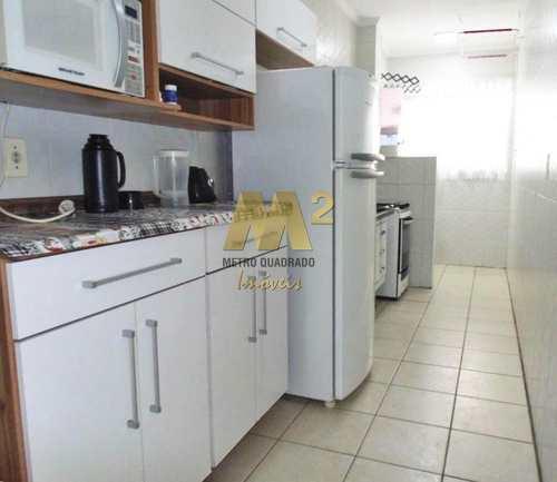 Apartamento, código 2768 em Praia Grande, bairro Ocian