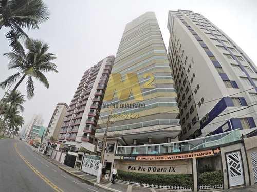 Apartamento, código 2790 em Praia Grande, bairro Ocian