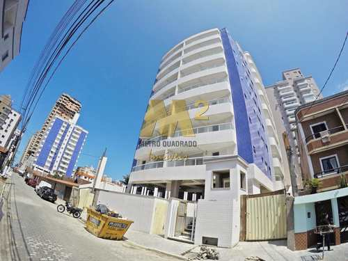 Apartamento, código 2844 em Praia Grande, bairro Aviação