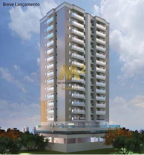 Apartamento, código 2849 em Praia Grande, bairro Guilhermina