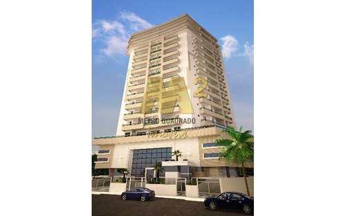 Apartamento, código 2863 em Praia Grande, bairro Caiçara