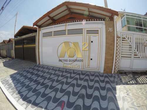 Casa, código 2916 em Praia Grande, bairro Maracanã