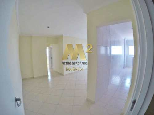 Apartamento, código 2923 em Praia Grande, bairro Aviação