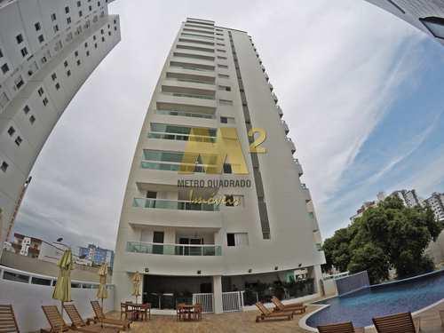 Apartamento, código 2970 em Praia Grande, bairro Ocian