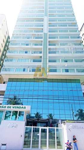 Apartamento, código 3105 em Praia Grande, bairro Aviação