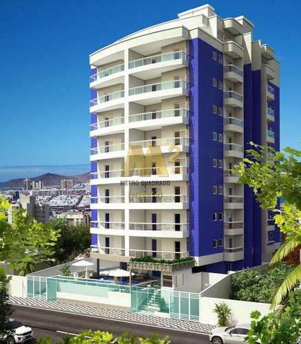 Apartamento, código 3107 em Praia Grande, bairro Aviação
