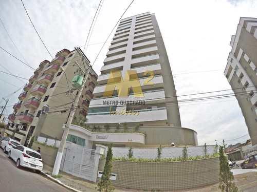 Apartamento, código 3125 em Praia Grande, bairro Mirim