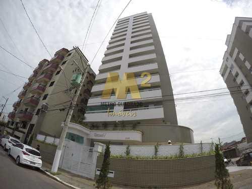 Apartamento, código 3128 em Praia Grande, bairro Mirim