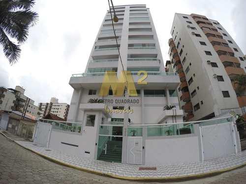 Apartamento, código 3174 em Praia Grande, bairro Aviação