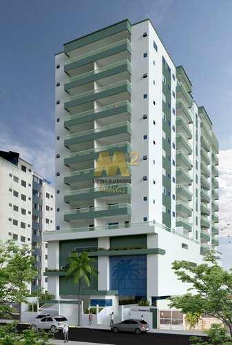 Apartamento, código 3180 em Praia Grande, bairro Guilhermina