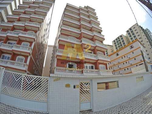 Apartamento, código 3325 em Praia Grande, bairro Aviação