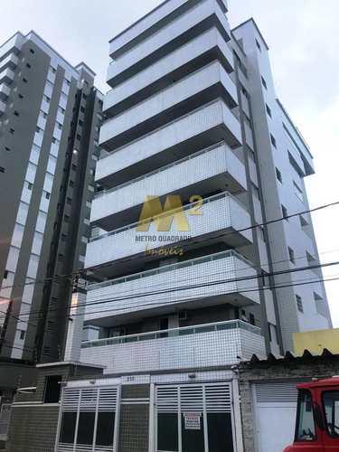 Apartamento, código 3385 em Praia Grande, bairro Mirim