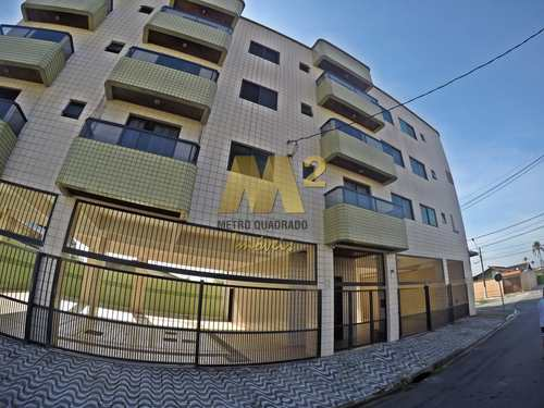 Apartamento, código 3416 em Praia Grande, bairro Solemar