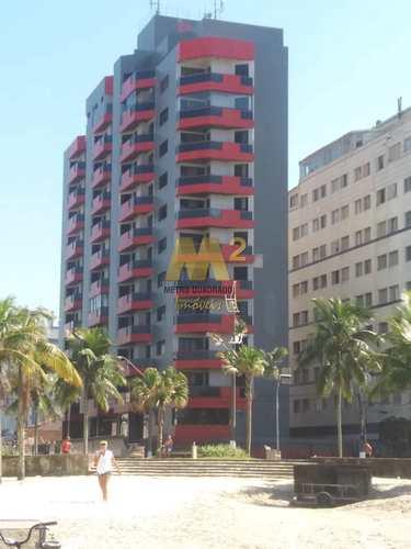 Apartamento, código 3421 em Praia Grande, bairro Mirim