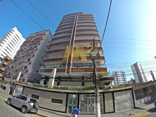 Apartamento, código 3540 em Praia Grande, bairro Ocian