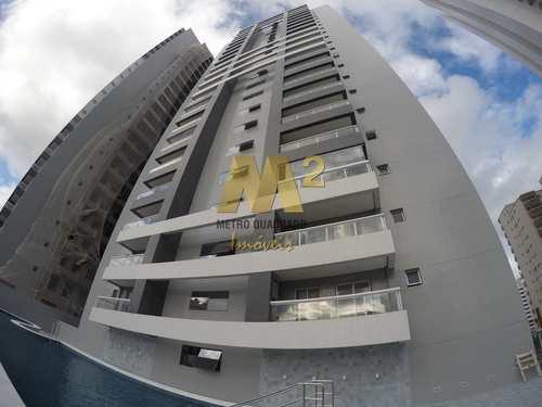 Apartamento, código 3585 em Praia Grande, bairro Boqueirão