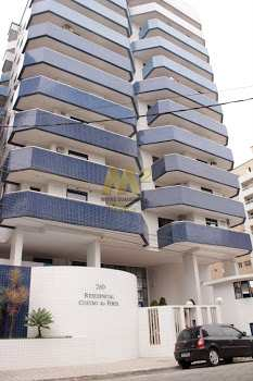 Apartamento, código 3602 em Praia Grande, bairro Canto do Forte
