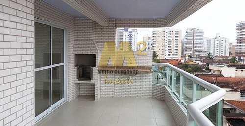 Apartamento, código 3696 em Praia Grande, bairro Guilhermina