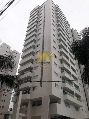 Apartamento, código 3752 em Praia Grande, bairro Ocian