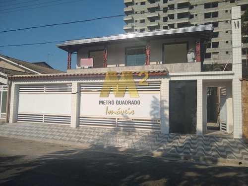 Sobrado de Condomínio, código 3776 em Praia Grande, bairro Caiçara